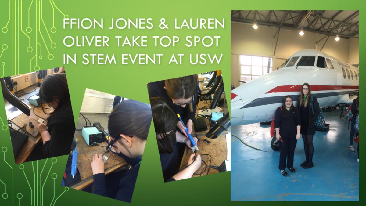Ffion Jones  Lauren Oliver take top spot (Medium)